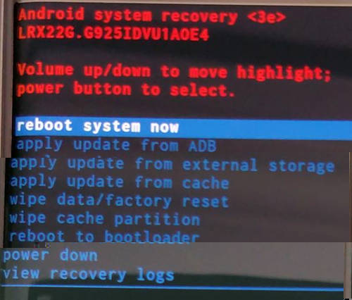 Acer Liquid Jade S how to Hard reset