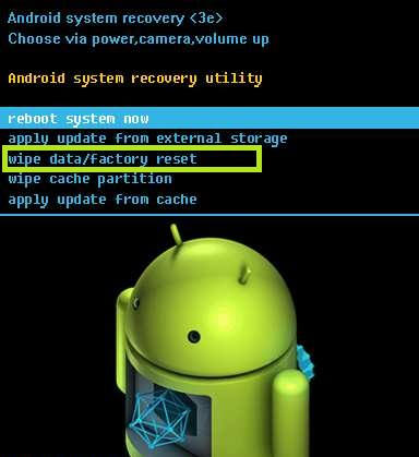 Sony Xperia sola how to Hard reset
