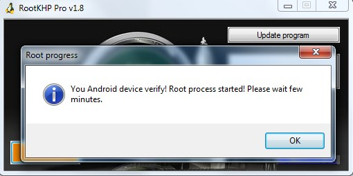 Получаем root BLU Studio G HD