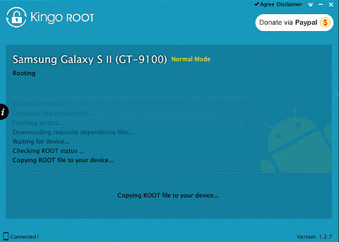 Получаем root Phicomm C630lw