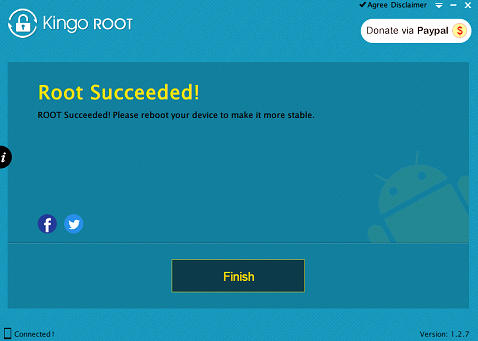 how to root ZTE Blade III V889M